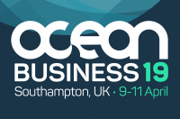 Welcome to international exhibition Ocean Business 2019 in UK! Stand A2 - GNOM ROV.